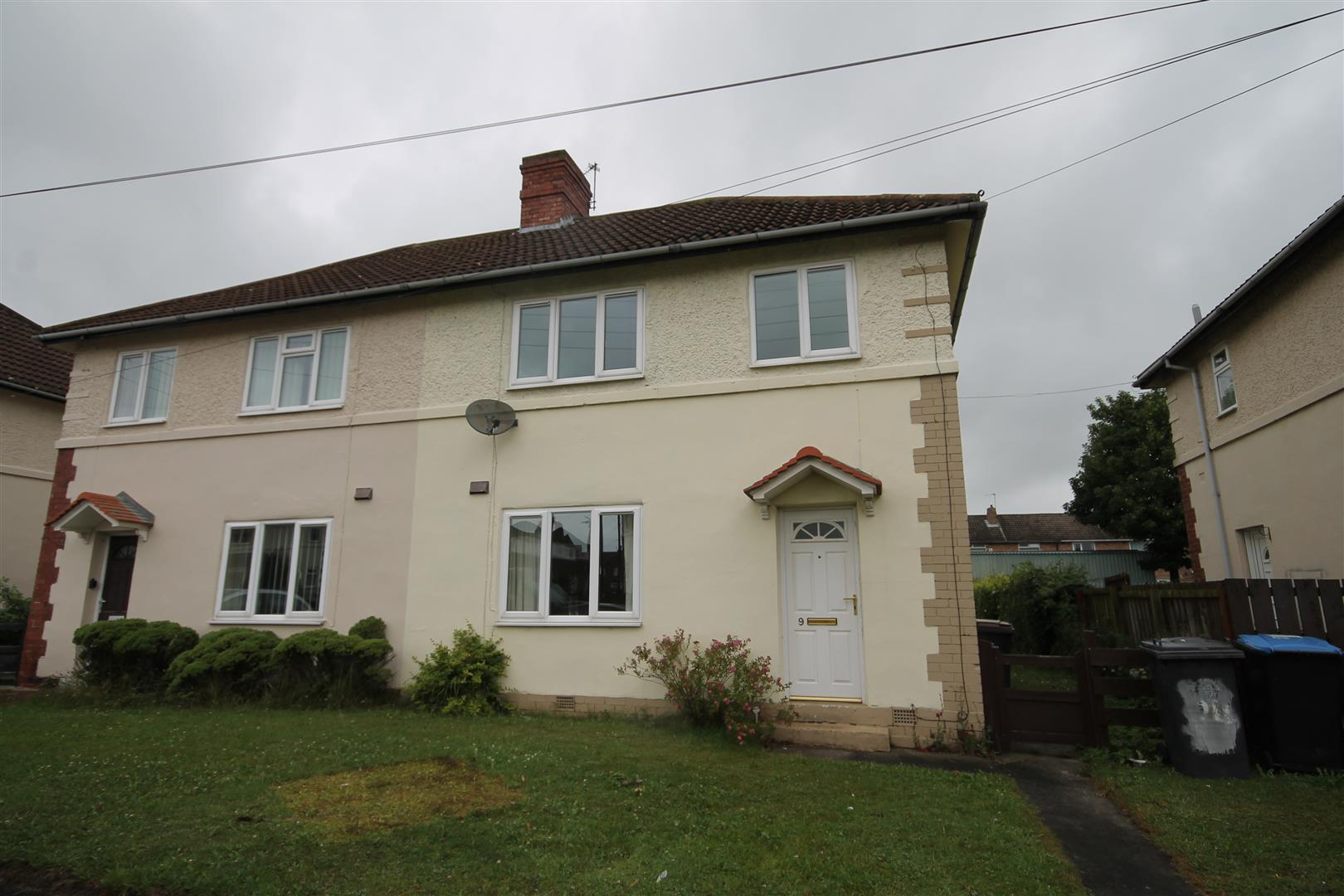 3 Bedrooms Semi Detached House for sale in The Avenue, Pity Me, Durham